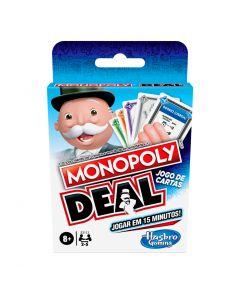 Hasbro E3113 Monopoly Deal
