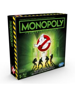 Hasbro E9479 Monopoly Ghostbusters