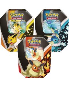 Pokémon TCG: Eevee Evolutions Tin