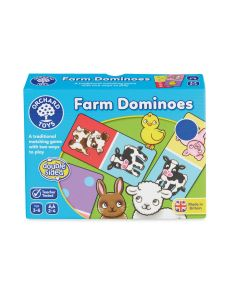 Orchard Farm Dominoes