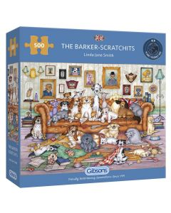 G3118 The Barker Scratchits