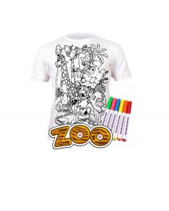 Splat Planet Zoo Age 3-4 Width 38cm Length 45cm