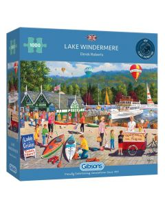 Gibsons G6325 Lake Windermere 1000 Piece