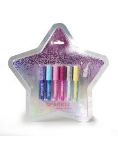 Pink Cosmetics Sparkle Unicorn Lip Shaped Blister