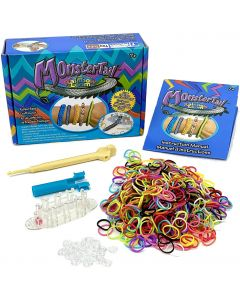 Rainbow Loom 494 R0003 Official Monster Tail