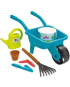 Mookie E4558 Wheelbarrow with Tools