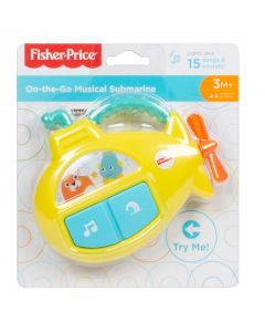 Fisher Price  GFX89 On the Go Submarine