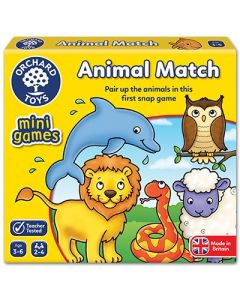 Orchard Toys 363 Animal Match Mini Game