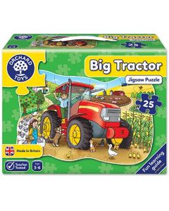 Orchard Toys 224 Big Tractor Puzzle