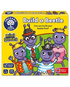 Orchard Toys 354 Build A Beetle Mini Game