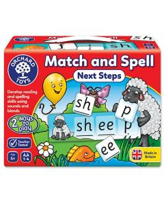 Orchard Toys 218 Match And Spell Next Steps