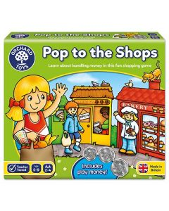 Orchard Toys 030 Pop to the Shops Game
