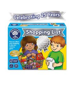 Orchard Toys 003 Shopping List Game BEST SELLER