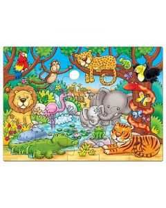 Orchard Toys 216 Who's in the Jungle Puzzle