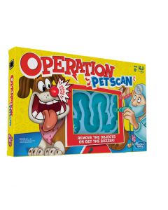 Hasbro E9694 Operation Pet Scan