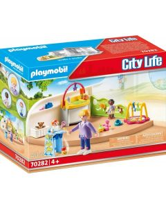 Playmobil 70282 City Life Toddler Room