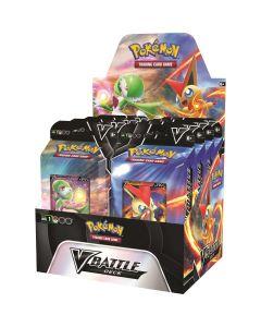 Pokemon POK81872-8 Pokemon TCG Victini & Gardevoir Decks (one chosen at random)