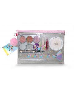 Pink Cosmetics Unicorn Pouch