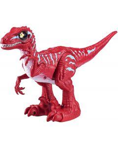 Robo Alive 38329 Rampaging Raptor Red