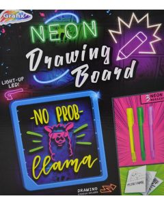 Grafix R05-0462 Neon Drawing Board