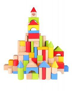 Tookie TKC9927 Wooden 100pc Blocks