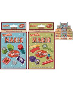 Super Retro TY1723 15 Magic Tricks