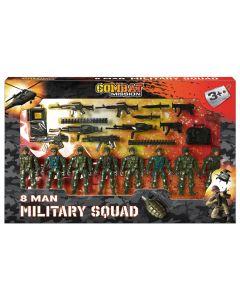 Combat MissionTY5554 Military Squad .